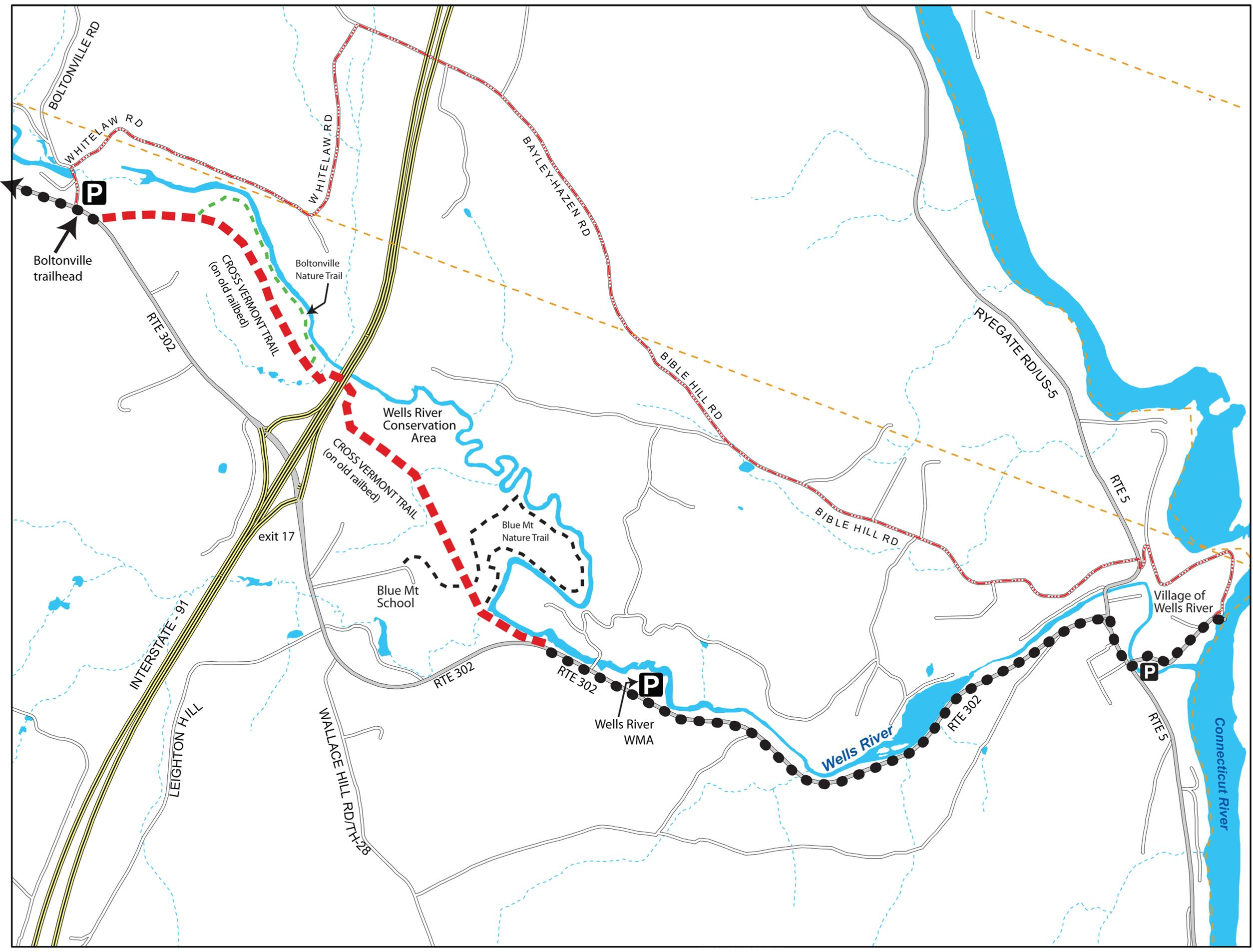 Recreation Trails – Newbury Conservation Commission